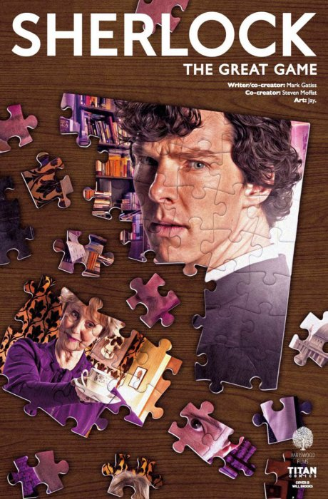 Sherlock - The Great Game #2