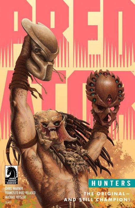 Predator - Hunters #5