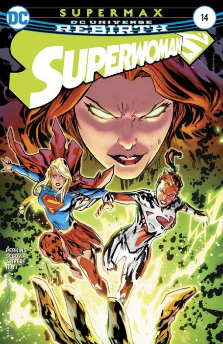 Superwoman #14