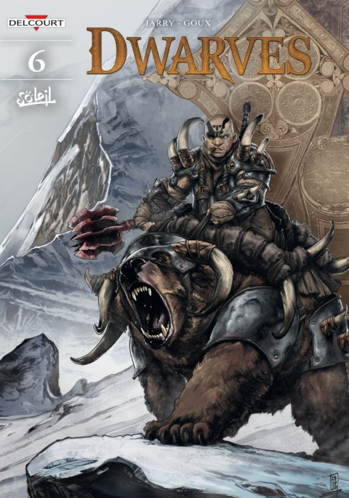 Dwarves Vol.6 - Jorun of the Forge