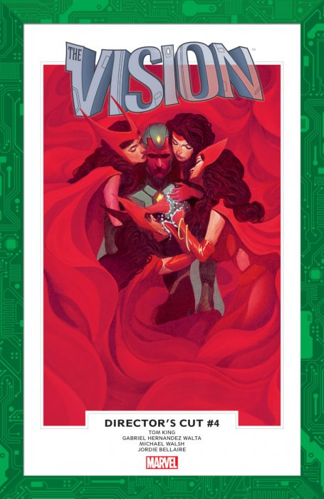 Vision - Director's Cut #4