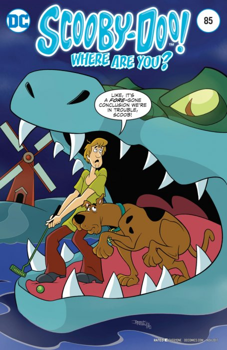 Scooby-Doo Where Are You #85