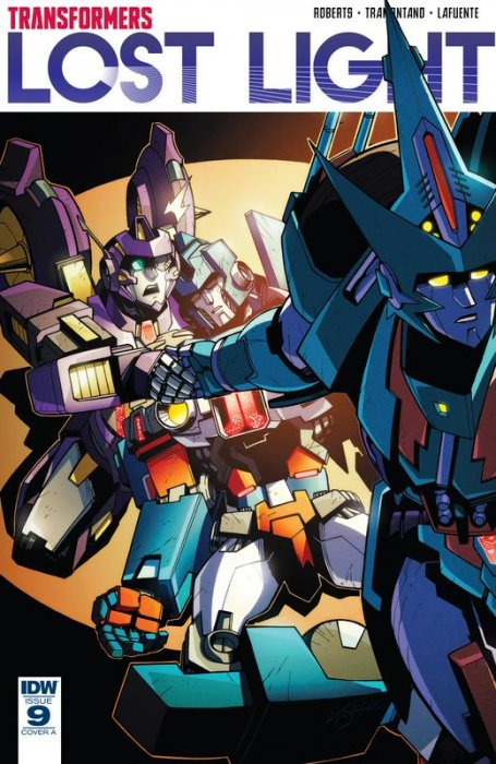 Transformers - Lost Light #9