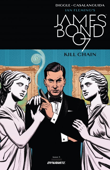 James Bond - Kill Chain #3