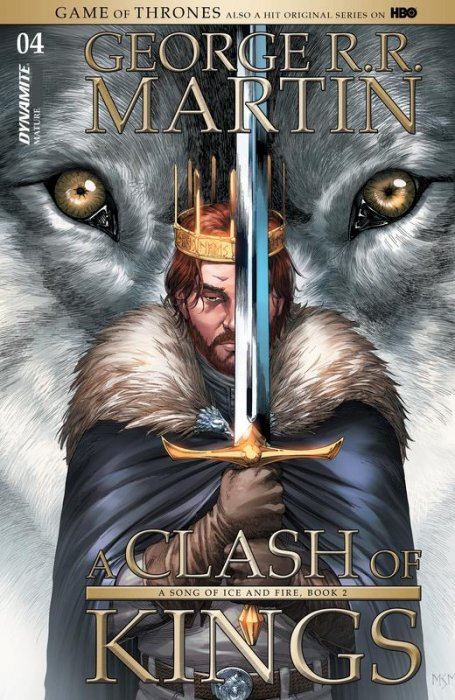 George R.R. Martin's A Clash of Kings #4