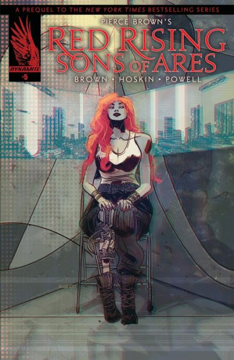 Pierce Brown's Red Rising - Sons of Ares #5