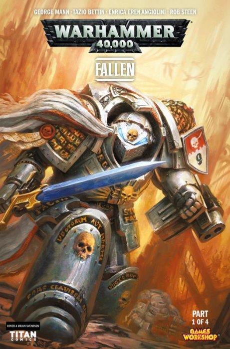 Warhammer 40,000 - Fallen #9
