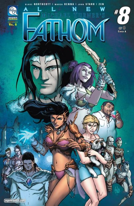 All-New Fathom Vol.6 #8