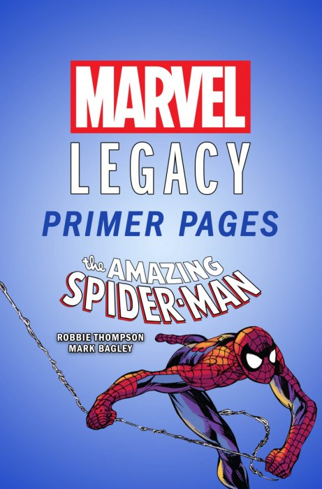 Amazing Spider-Man - Marvel Legacy Primer Pages #1