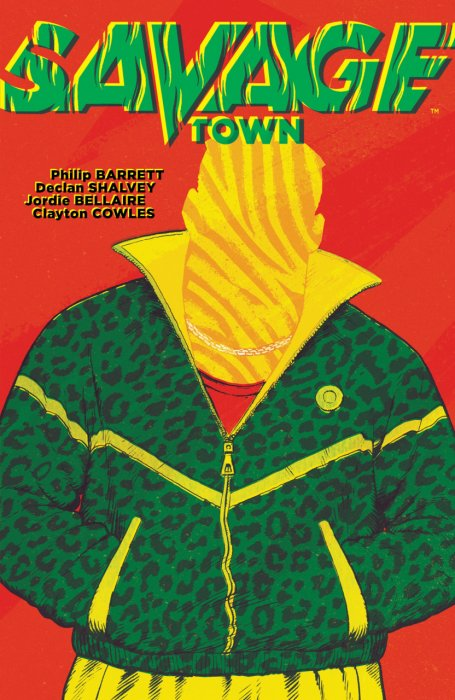 Savage Town #1 - OGN