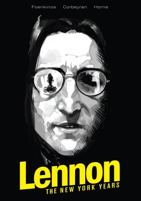 Lennon - The New York Years #1 - HC