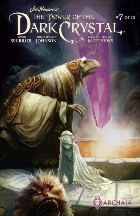 Jim Henson's - The Power of the Dark Crystal #7