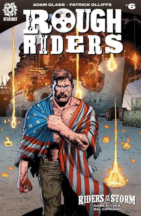 Rough Riders - Riders on the Storm #6