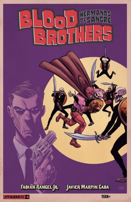 Blood Brothers - Hermanos de Sangre #4