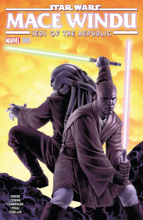 Star Wars - Jedi of the Republic - Mace Windu #2