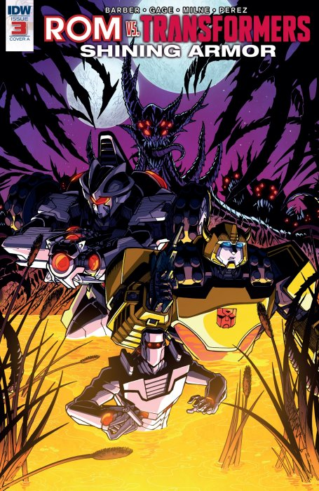 ROM vs Transformers - Shining Armor #3