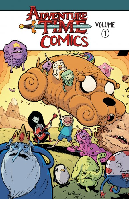 Adventure Time Comics Vol.1