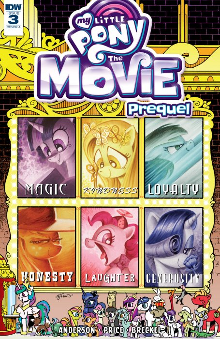 My Little Pony - The Movie Prequel #3