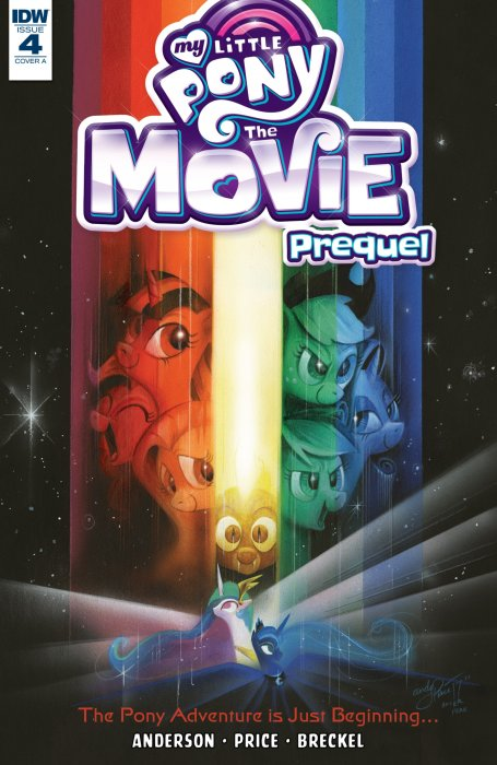 My Little Pony - The Movie Prequel #4