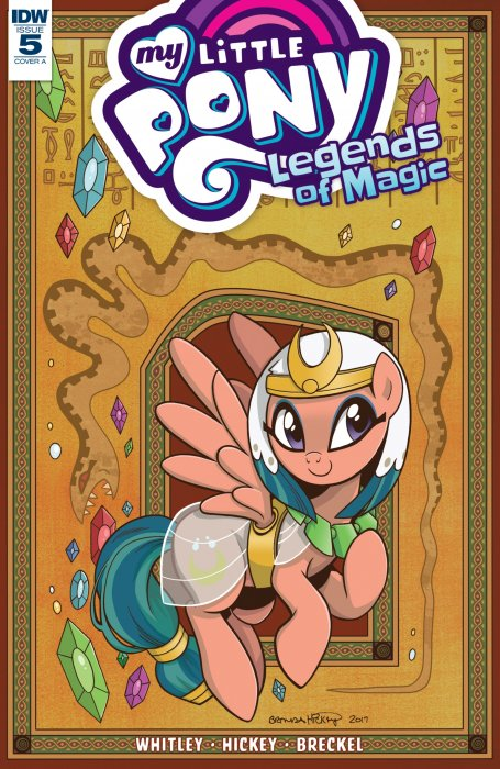My Little Pony - Legends of Magic #5