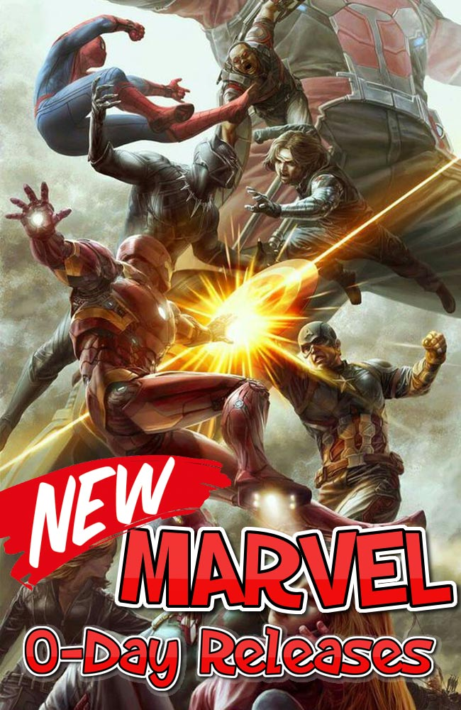 Collection Marvel (25.10.2017, week 43)