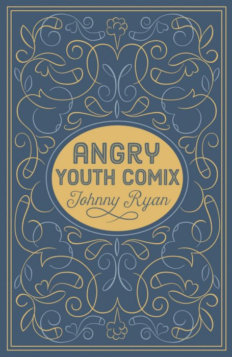 Angry Youth Comix #1 - HC