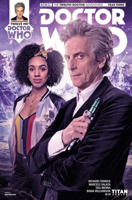 Doctor Who - The Twelfth Doctor Year Three #7