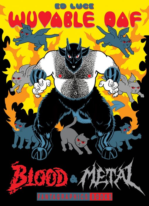 Wuvable Oaf - Blood & Metal #1 - HC