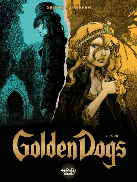 Golden Dogs #4 - Four