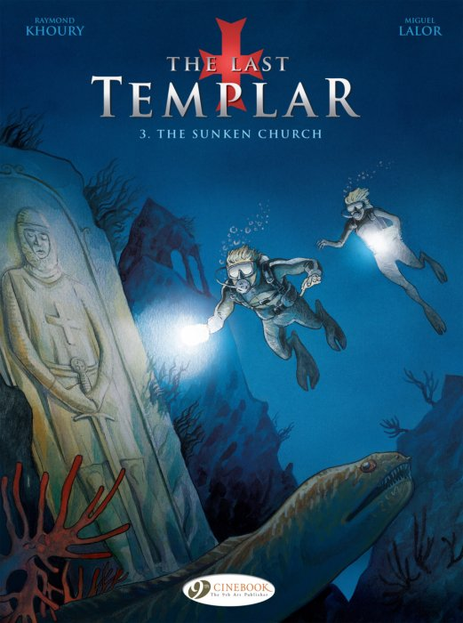 The Last Templar #3 - The Sunken Church