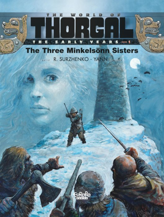 The Young Thorgal #1 - The Three Minkelsön Sisters