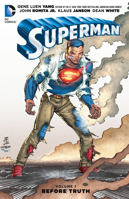 Superman Vol.1 - Before Truth