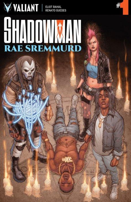 Shadowman - Rae Sremmurd #1