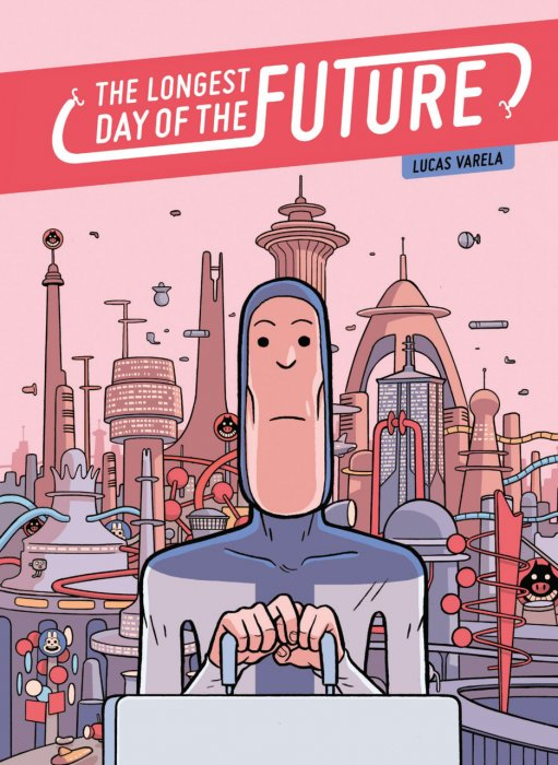 The Longest Day of the Future #1 - GN