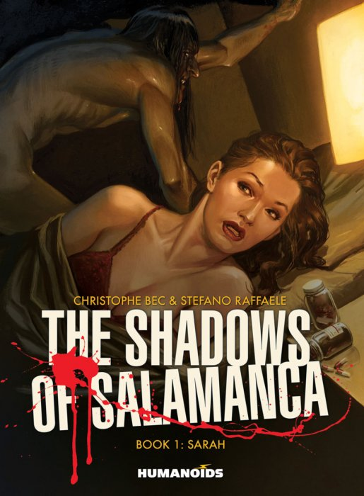 The Shadows of Salamanca #1-3 Complete