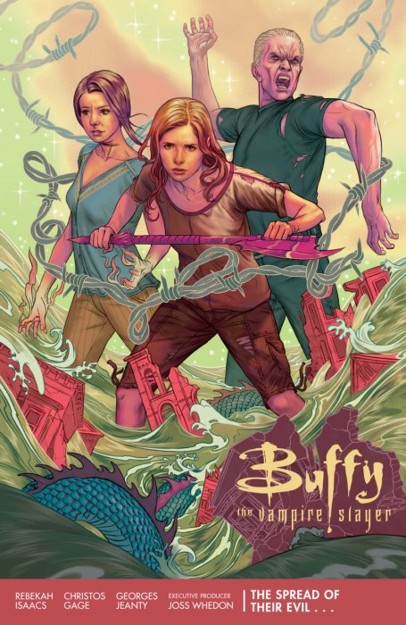 Buffy the Vampire Slayer Season 11 Vol.1 - The Spread of Their Evil