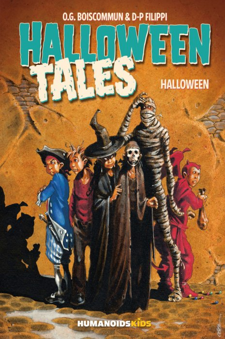 Halloween Tales #1 - Halloween