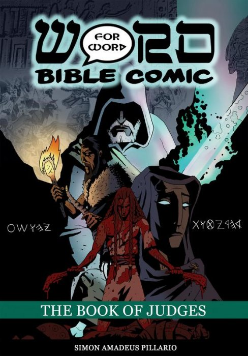 The Word for Word Bible Comic - The Book of Judges #1