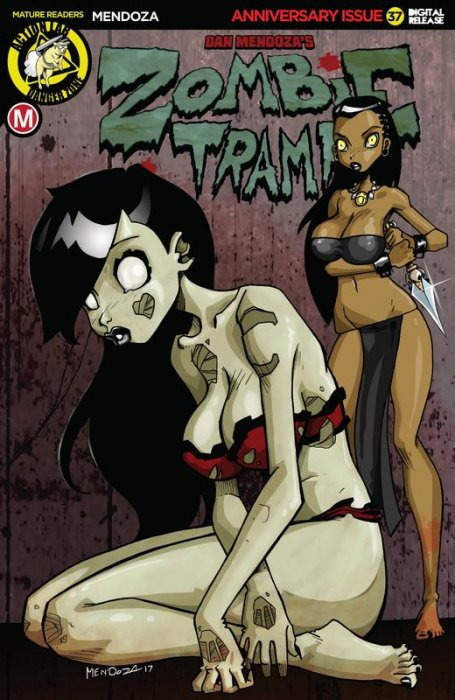 Zombie Tramp #37-39 Complete