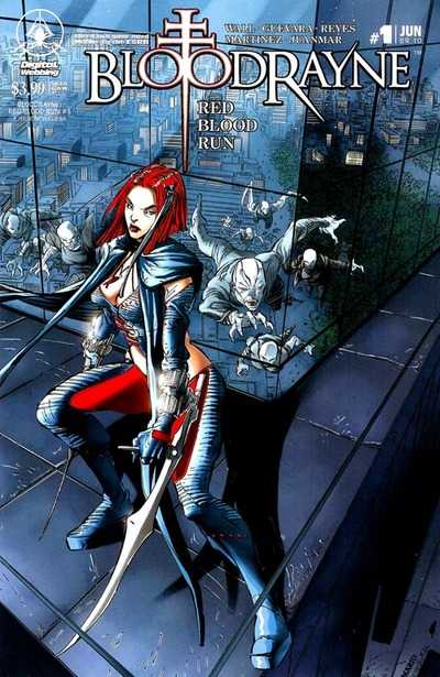 BloodRayne - Red Blood Run #01-03 Complete