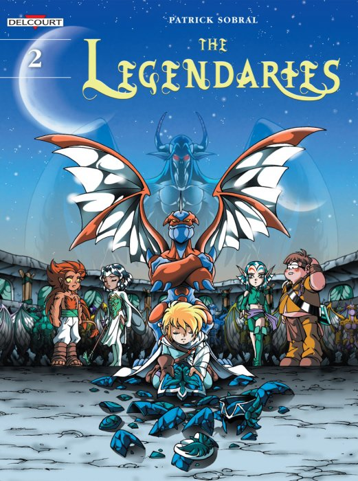 The Legendaries Vol.2 - The Guardian