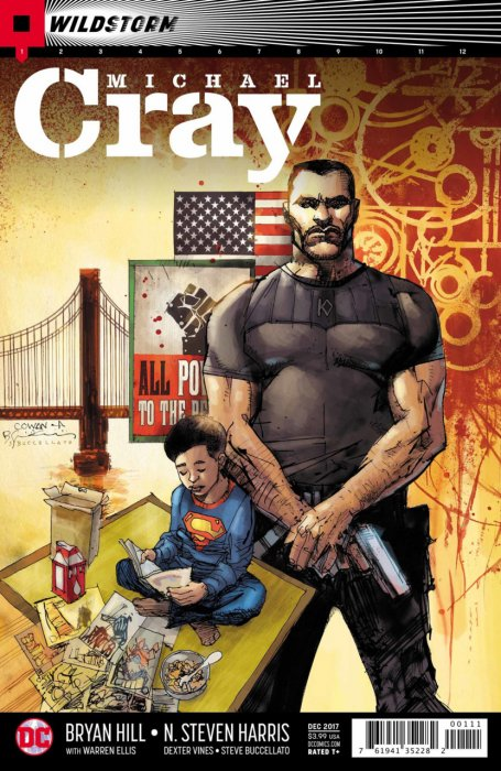 The Wild Storm - Michael Cray #01