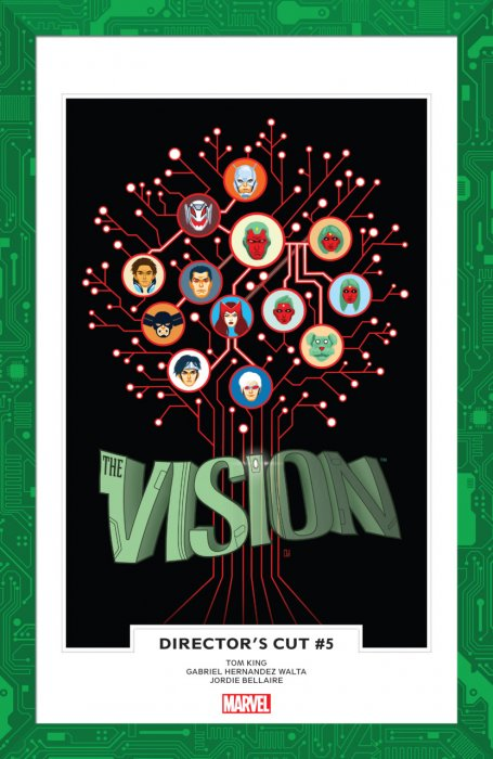 Vision - Director's Cut #05