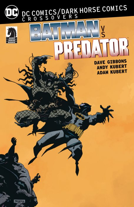 DC Comics - Dark Horse Comics - Batman vs. Predator