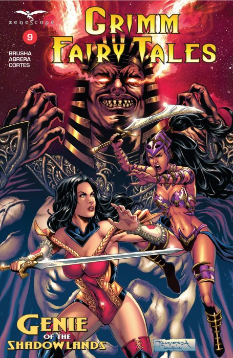 Grimm Fairy Tales Vol.2 #09