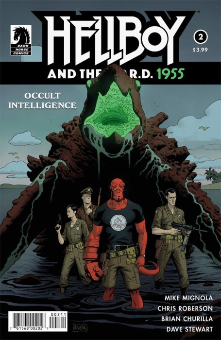 Hellboy and the B.P.R.D. - 1955 - Occult Intelligence #02