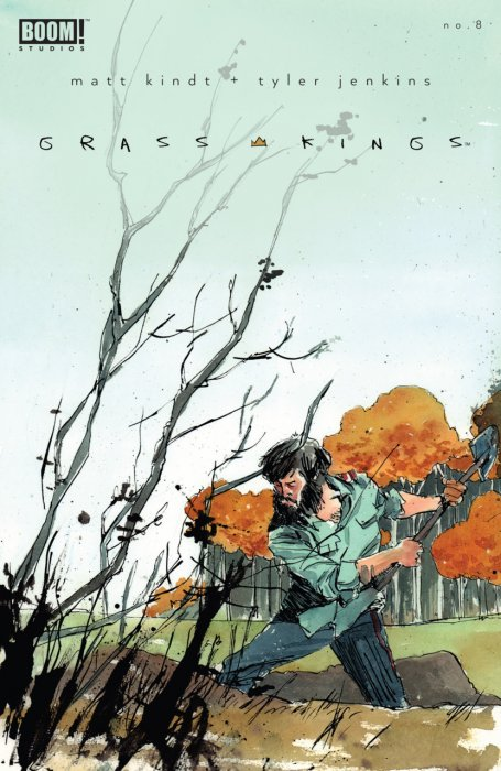 Grass Kings #08