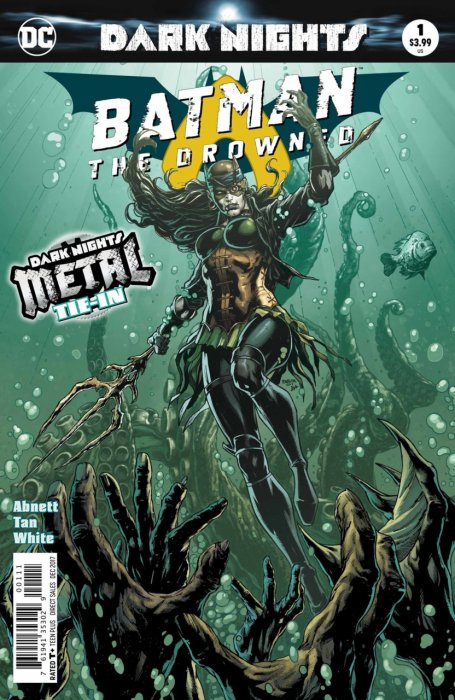 Batman - The Drowned #1