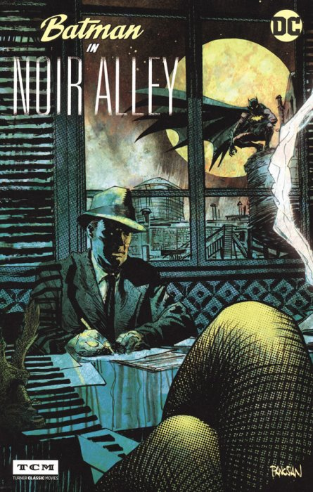 Batman In Noir Alley #1
