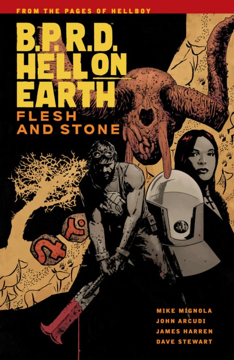 B.P.R.D. Hell on Earth Vol.11 - Flesh and Stone